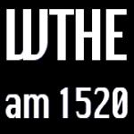 Logo da emissora WTHE 1520 AM