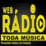 Logo da emissora Web Rádio Toda Música
