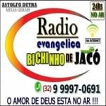 Logo da emissora Rádio Bichinho de Jacó