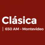 Logo da emissora Radio Clásica 650 AM