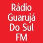 Logo da emissora Rádio Guarujá do Sul Fm