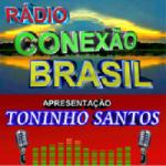 Logo da emissora Rádio Conexão Brasil