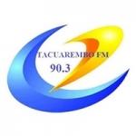 Logo da emissora Radio Tacuarembó 90.3 FM