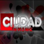 Logo da emissora Radio Ciudad Orán 99.5 FM