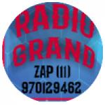 Logo da emissora Radio Grand FM