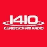 Logo da emissora Radio Turística 1410 AM