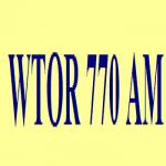 Logo da emissora WTOR 770 AM