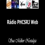 Logo da emissora PHCSRJ Web