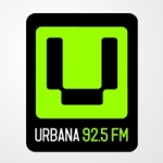 Logo da emissora Radio Urbana 92.5 FM