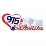 Logo da emissora Radio La Salteñita 97.5 FM