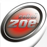 Logo da emissora Radio Zoe Gospel 91.5 FM