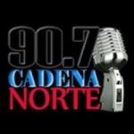 Logo da emissora Radio Cadena Norte 90.7 FM