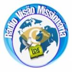 Logo da emissora Rádio Gospel Visão Missionária