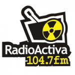 Logo da emissora Radio Activa 104.7 FM