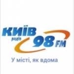 Logo da emissora Kyiv 98 FM