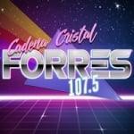 Logo da emissora Radio Cadena Cristal 107.5 FM