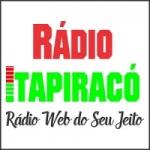 Logo da emissora Rádio Itapiracó