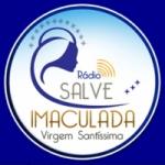 Logo da emissora Rádio Salve Imaculada