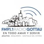 Logo da emissora Radio Gottau 91.1 FM