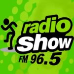 Logo da emissora Radio Show 96.5 FM