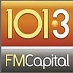 Logo da emissora Radio Capital 101.3 FM