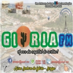 Logo da emissora Glória FM