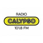 Logo da emissora Radio Calypso 101.8 FM