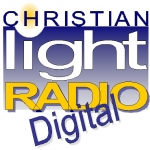 Logo da emissora Christian Light 105.4 FM