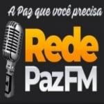 Logo da emissora Rede Paz FM