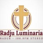 Logo da emissora Luminaria 106.9 FM