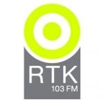 Logo da emissora RTK 103.0 FM