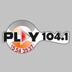 Logo da emissora Radio Play 104.1 FM
