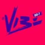 Logo da emissora Vibe 88.7 FM