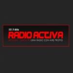 Logo da emissora Radio Activa 101.9 FM