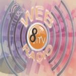 Logo da emissora 8iTV Web Rádio