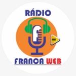 Logo da emissora Rádio Franca Web