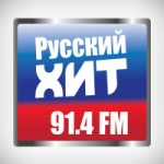 Logo da emissora Radio Hit 91.4 FM
