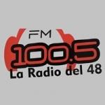 Logo da emissora Radio FM del 48 100.5