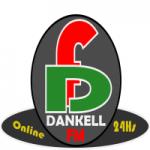 Logo da emissora Dankell FM