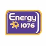 Logo da emissora Radio Energy 107.6 FM
