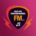 Logo da emissora Contemporânea FM