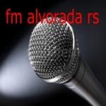Logo da emissora FM Alvorada RS