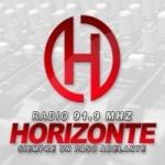 Logo da emissora Radio Horizonte 91.9 FM