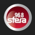 Logo da emissora Radio Sfera 96.8 FM