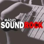 Logo da emissora Rádio Soundrock