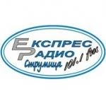 Logo da emissora Ekspres Radio 101.1 FM