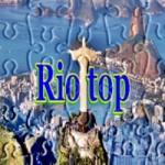 Logo da emissora Rádio Rio Top