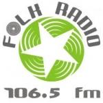 Logo da emissora Folk 106.5 FM