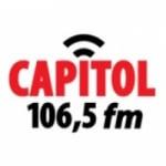 Logo da emissora Capitol 106.5 FM