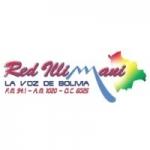 Logo da emissora Radio Illimani 1020 AM